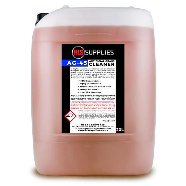 HLS AG-45 - Artificial Grass Cleaner 20L