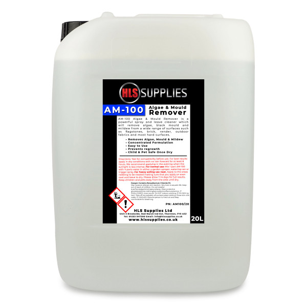 HLS AM-100 Algae & Mould Remover 20L