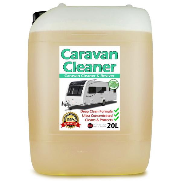 HLS Caravan Cleaner - Menthol Scented Cl...
