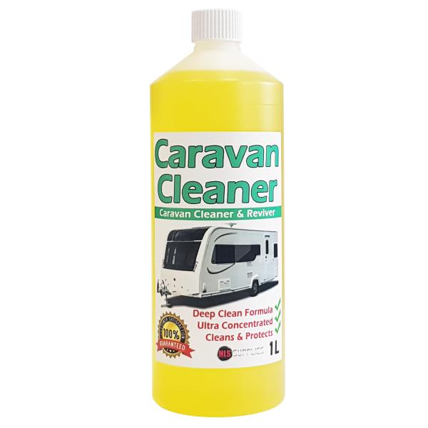 HLS Caravan Cleaner - Cleaner & Revi...