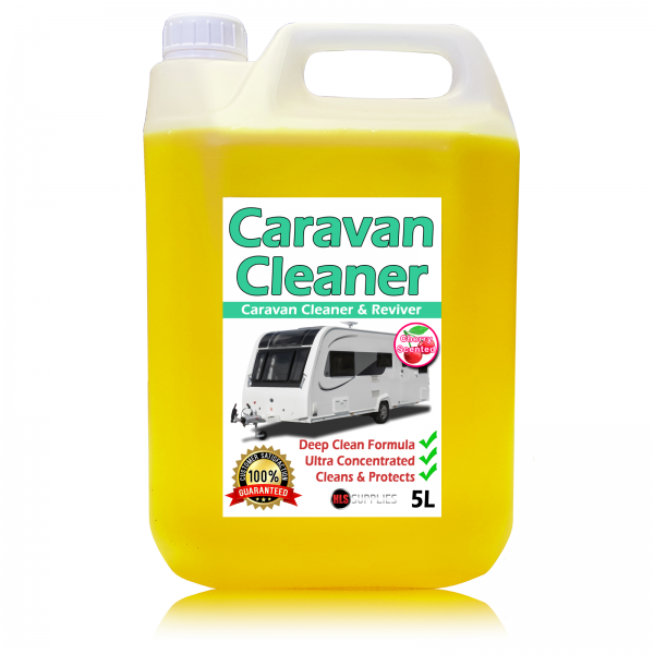 HLS Caravan Cleaner - Cherry Scented Cle...