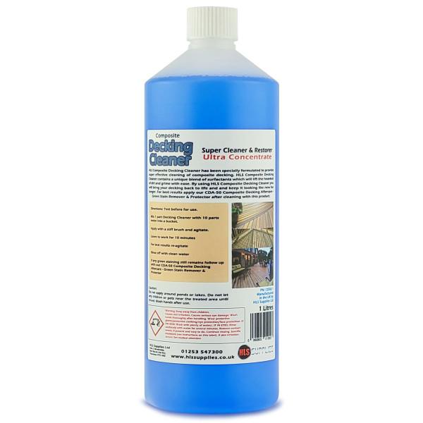 HLS Composite Decking Cleaner & Aftercare Pack 2L
