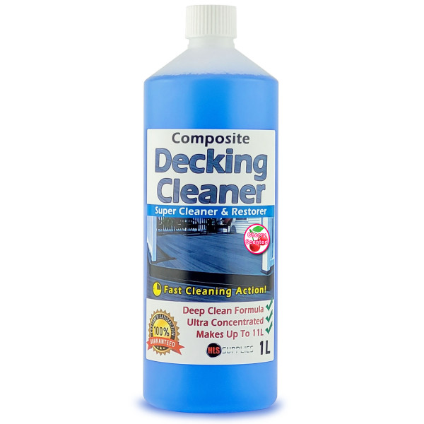 HLS Composite Decking Cleaner - Cherry S...