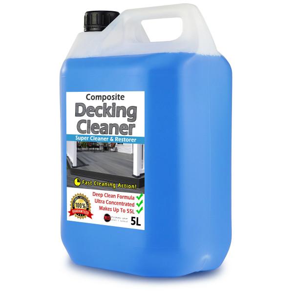 HLS Composite Decking Cleaner - Cleaner & Restorer 5L
