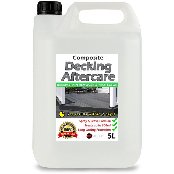 HLS Composite Decking Aftercare - Green ...