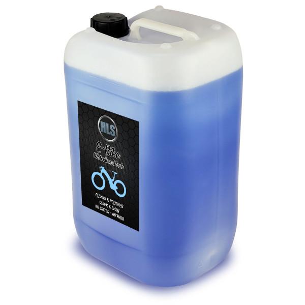 HLS Electric E-Bike Waterless Wash 25L