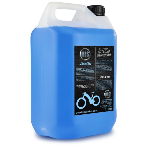 HLS Electric E-Bike Waterless Wash 5L
