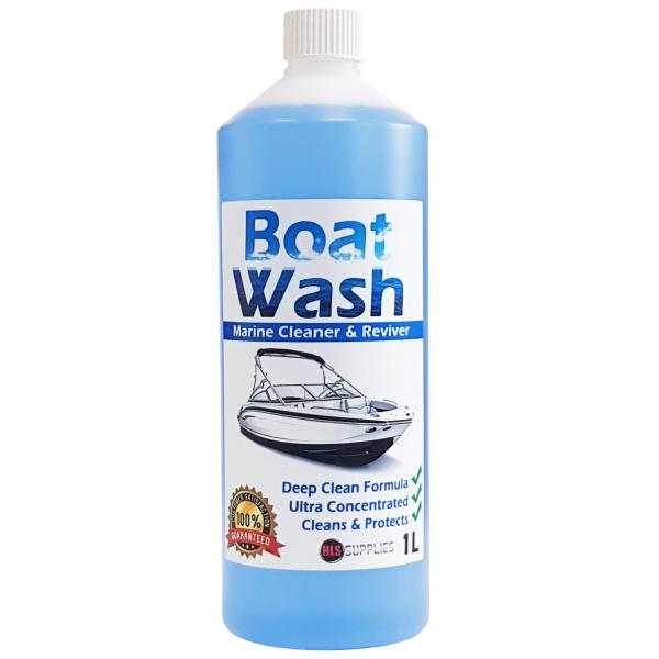 HLS Boat Wash - Marine Cleaner & Res...
