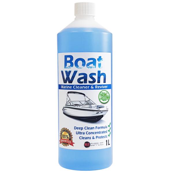 HLS Boat Wash - Menthol Scented Marine C...