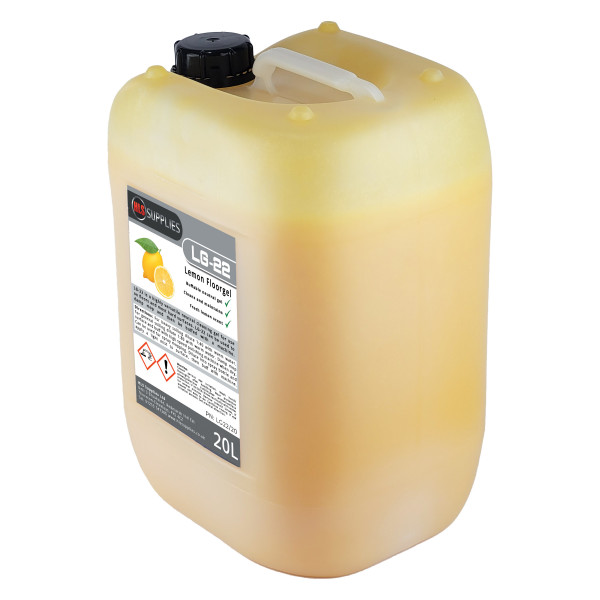 HLS LG-22 - Lemon Floorgel - Buffable Fl...