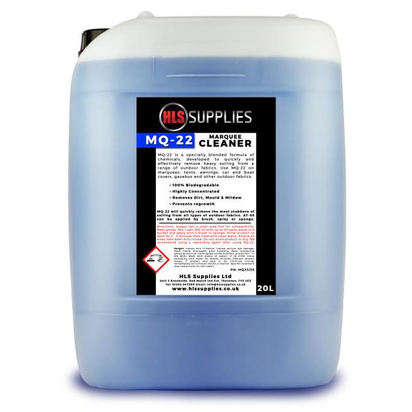 HLS MQ-22  - Marquee & Canvas Cleane...