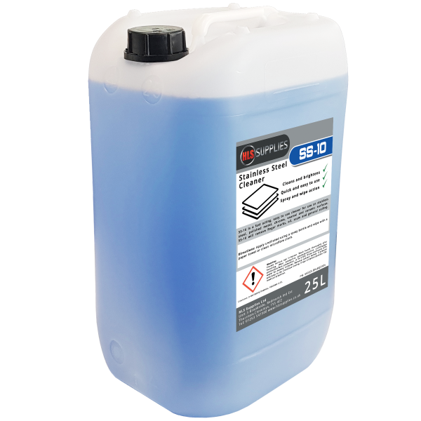 HLS SS-10 - Stainless Steel Cleaner 25L