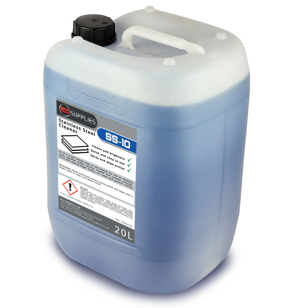 HLS SS-10 - Stainless Steel Cleaner 20L