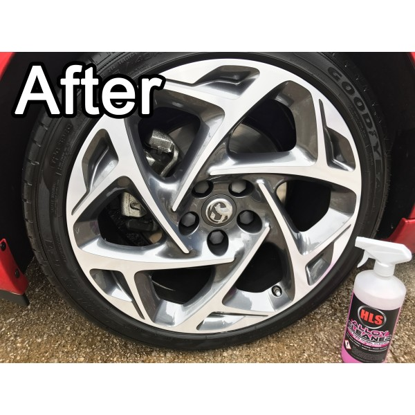HLS AC-50 Alloy Cleaner - Acid Free Wheel Cleaner 5L
