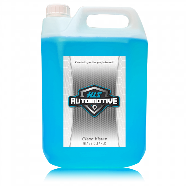 5L Clear Vision - Glass Cleaner