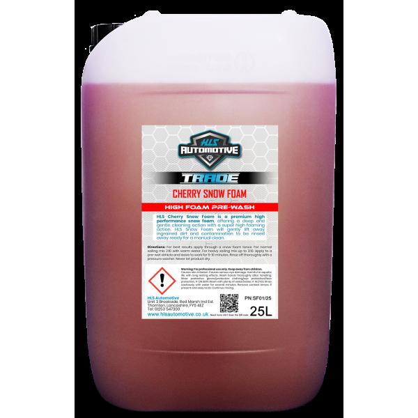 25L SF-01 Cherry Snow Foam - Premium Pre...