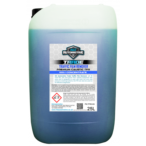 25L TFR - Traffic Film Remover (Caustic)...