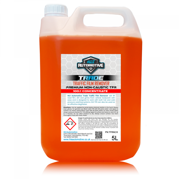 5L TFR - Traffic Film Remover (Non-Caust...