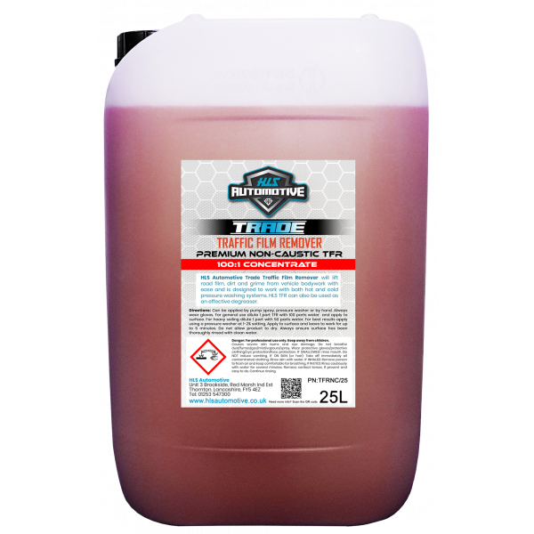 25L TFR - Traffic Film Remover (Non-Caus...
