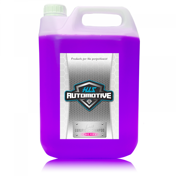 5L Lust - Vehicle Shampoo 5L