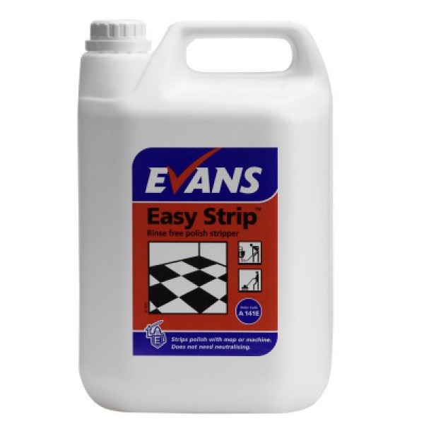 Evans Easy Strip - Fast Acting Floor Pol...