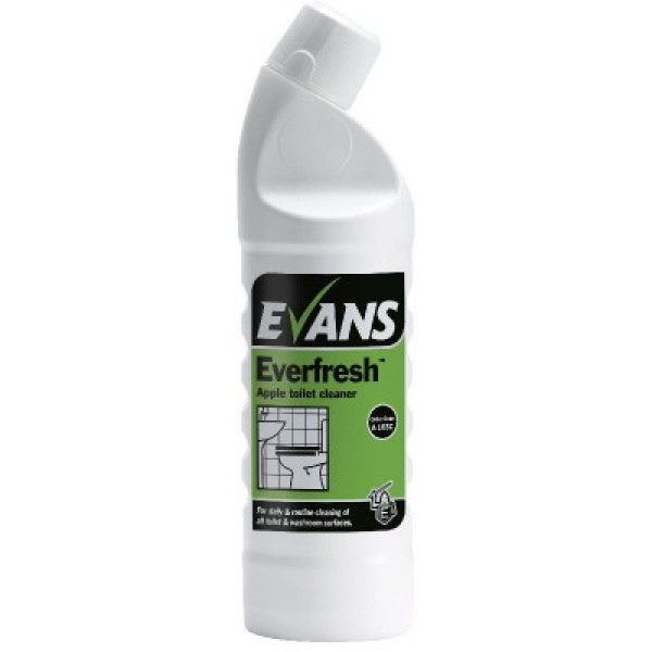Evans Everfresh Apple - Toilet and Washr...