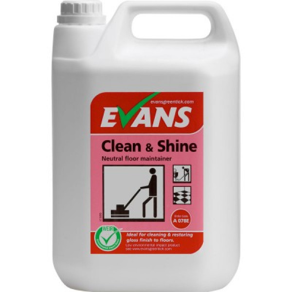 Evans Clean & Shine - Perfumed Floor...