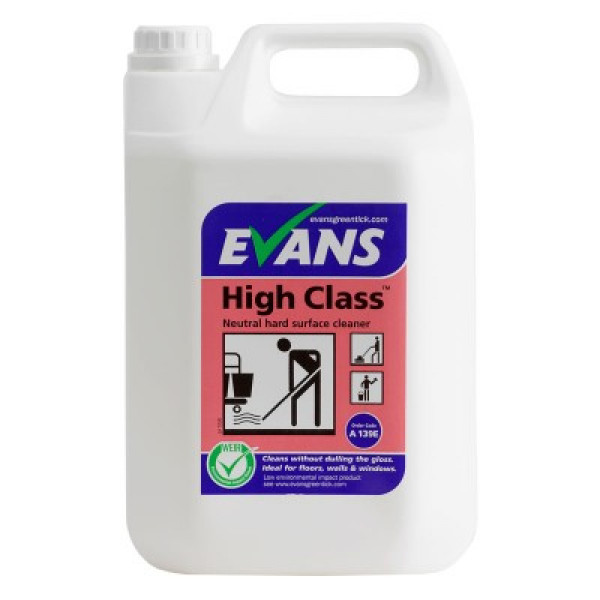 Evans High Class - Neutral Hard Surface Cleaner