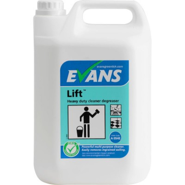 Evans Lift - Heavy Duty Degreaser
