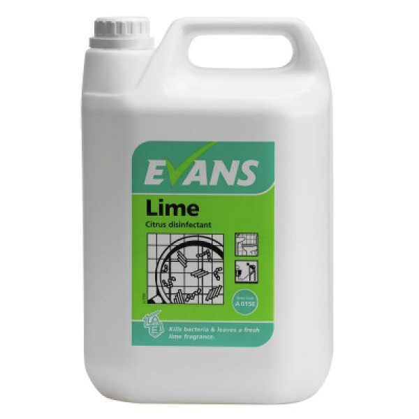 Evans Lime - Citrus Disinfectant