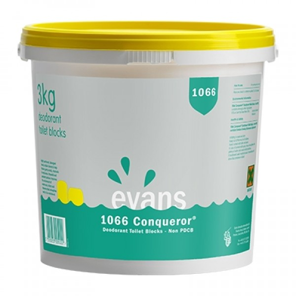 Evans 1066 Conquerer - Deodorant Toilet ...