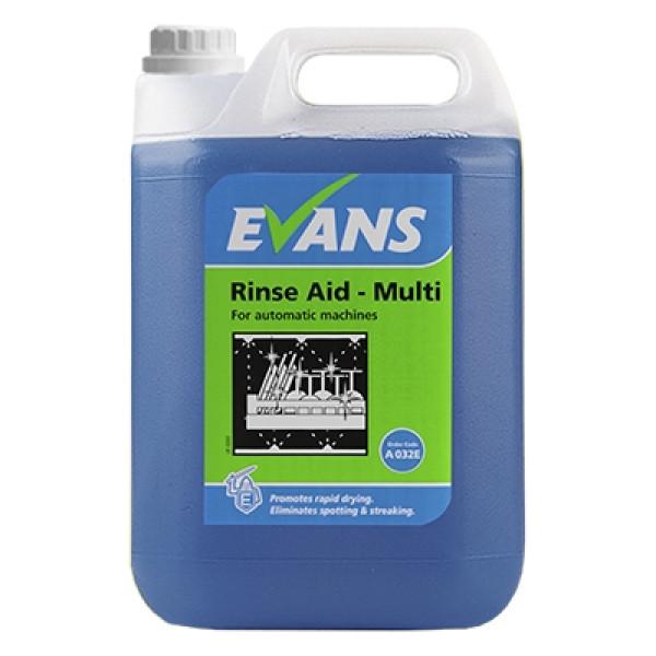 Evans Rinse Aid Multi