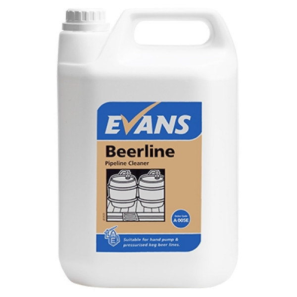 Evans Beerline - Pipeline Cleaner