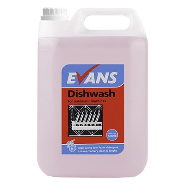 Evans Dish Wash