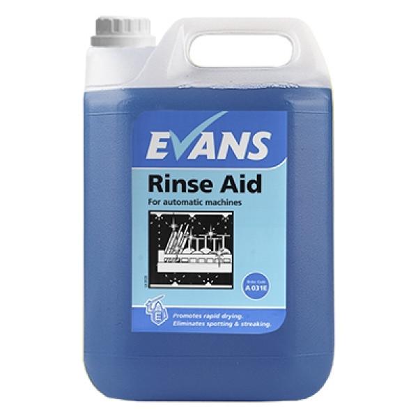 Evans Rinse Aid