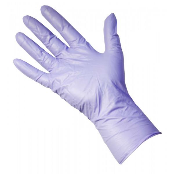 PRO UltraSAFE Violet Long Cuff Nitrile G...