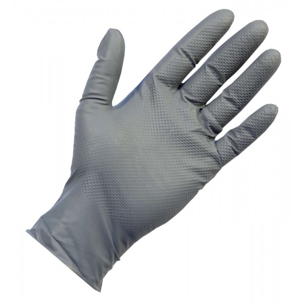 Ultragrip Plus Nitrile Gloves (Powder Fr...