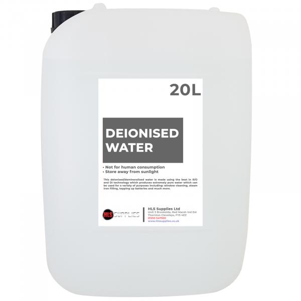 20L Deionised Water DI-05