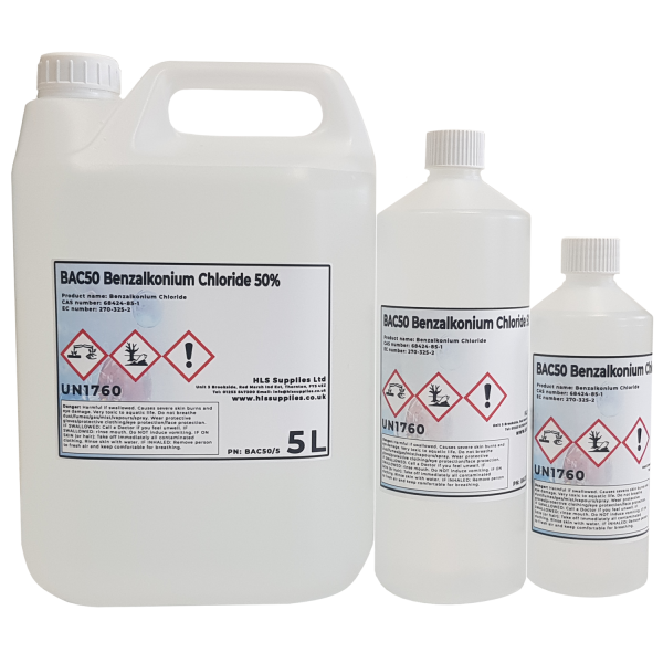 BAC50 - Benzalkonium Chloride
