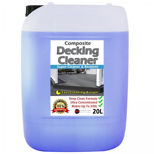 HLS Composite Decking Cleaner - Cleaner ...