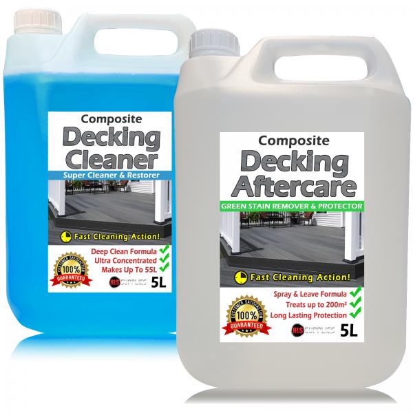 HLS Composite Decking Cleaner & Afte...