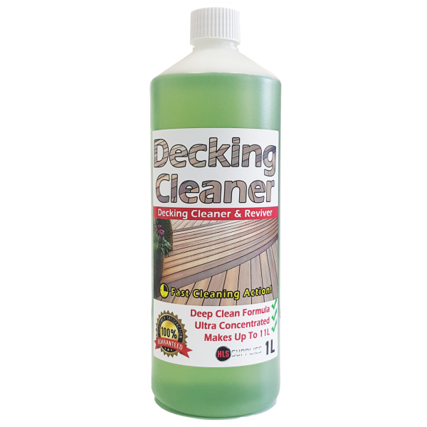 HLS Decking Cleaner - Cleaner & Revi...