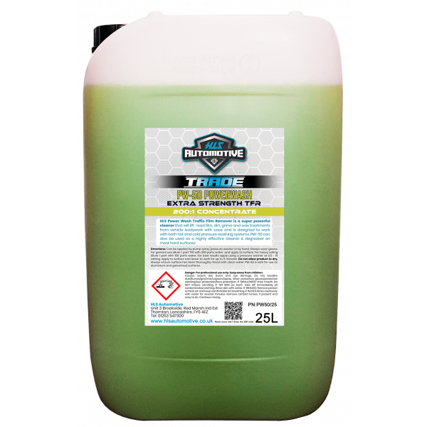 25L PW-50 Power Wash - High Power TFR