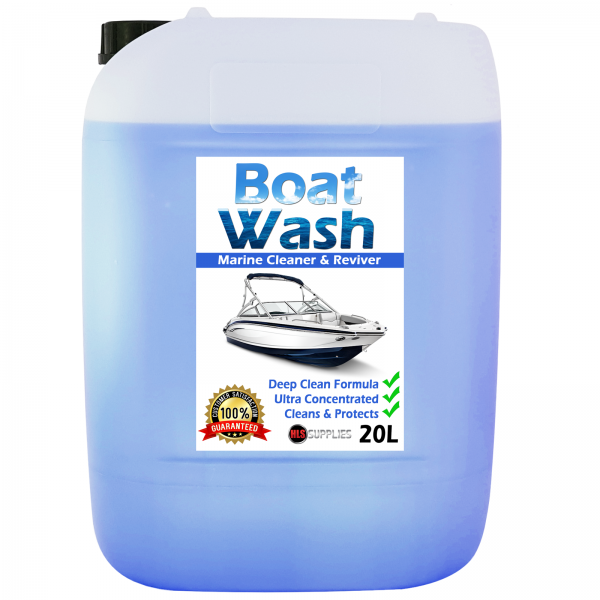 HLS Boat Wash - Marine Cleaner & Res...