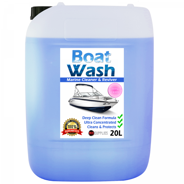 HLS Boat Wash - Bubble Gum Scented Marin...
