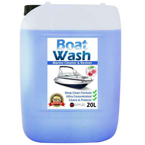 HLS Boat Wash - Cherry Scented Marine Cl...