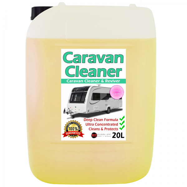 HLS Caravan Cleaner - Bubble Gum Cleaner...