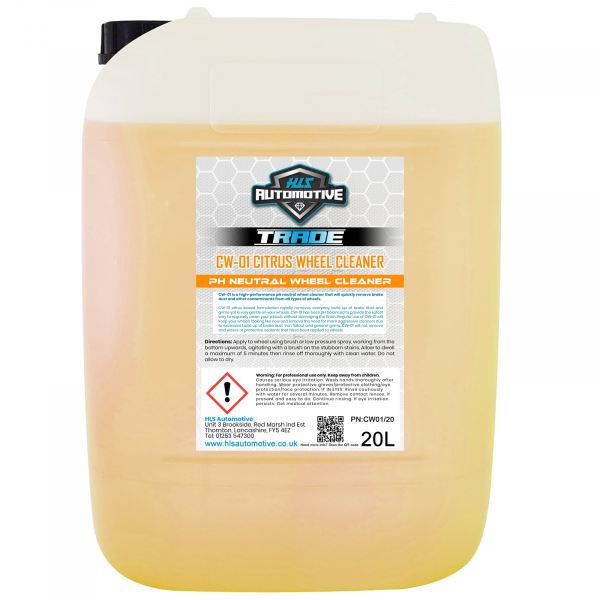 20L CW-01 Citrus Wheel Cleaner