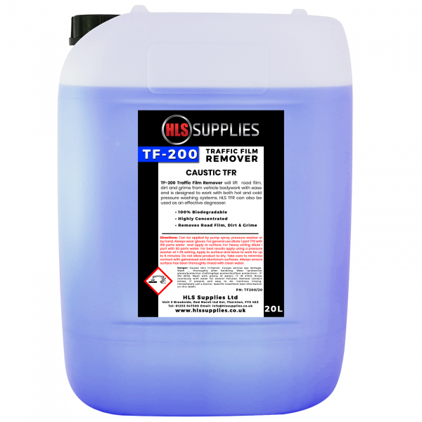 HLS TF-200 Traffic Film Remover Caustic ...