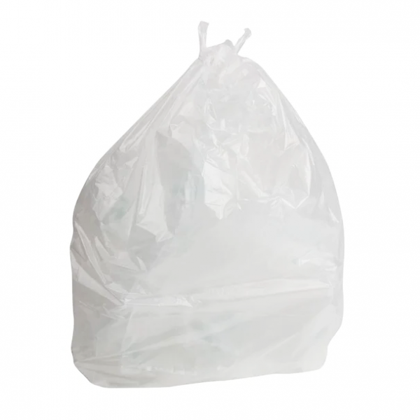 White Swing Bin Liners  (40 litres) - 50...